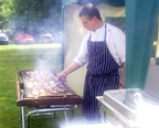 Sizzling Barbeque Party Catering Company London
