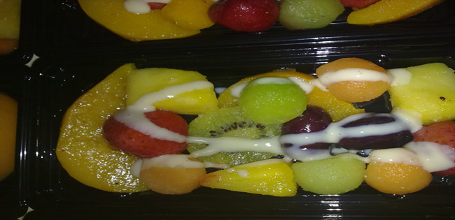 Fruit Salad Portion
