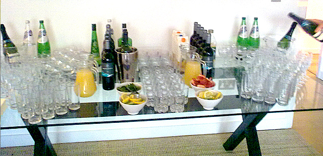Cold Buffet Catering