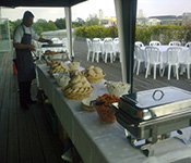 BBQ Chef for Corporate BBQ Party