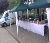 Corporate BBQ Catering in London